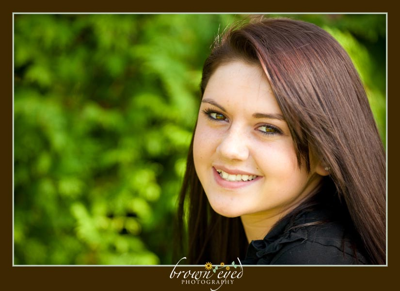North West Vermont Senior Portrait Photographer
