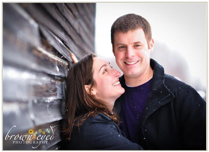 Adirondack Engagement Photographer
