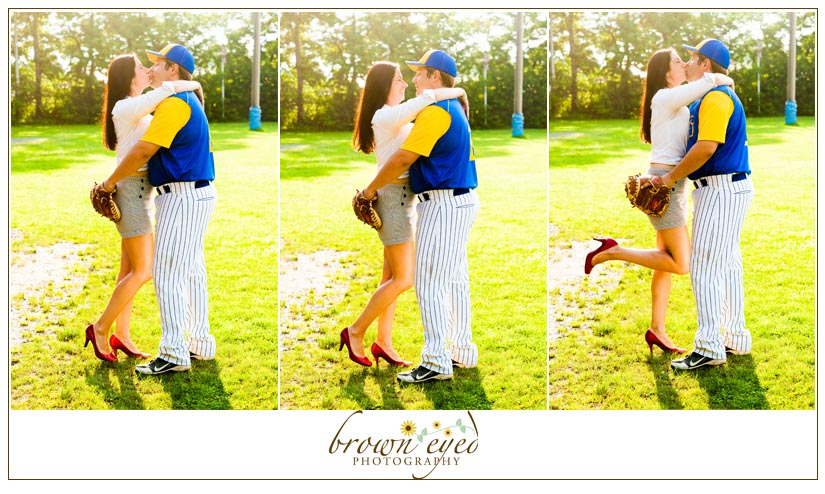 baseball-engagement-burlington-vermont
