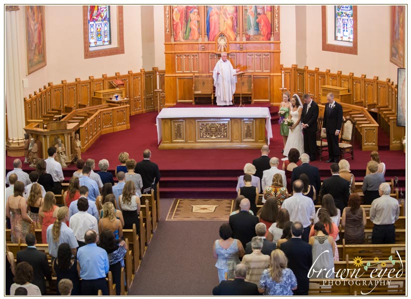 wedding-at-St-Francis-Xavier