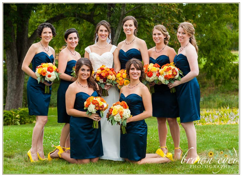 yellow-navy-bridesmaids