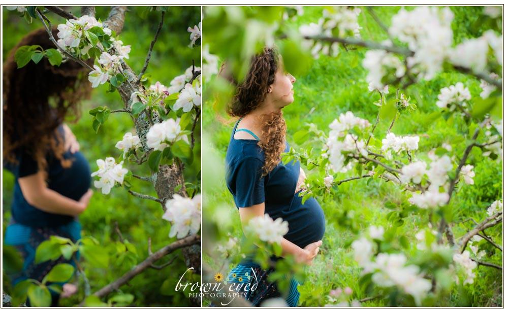 Maternity Photographer in Plattsburgh