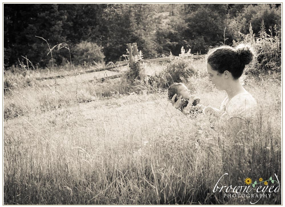 North Country Baby Photographer