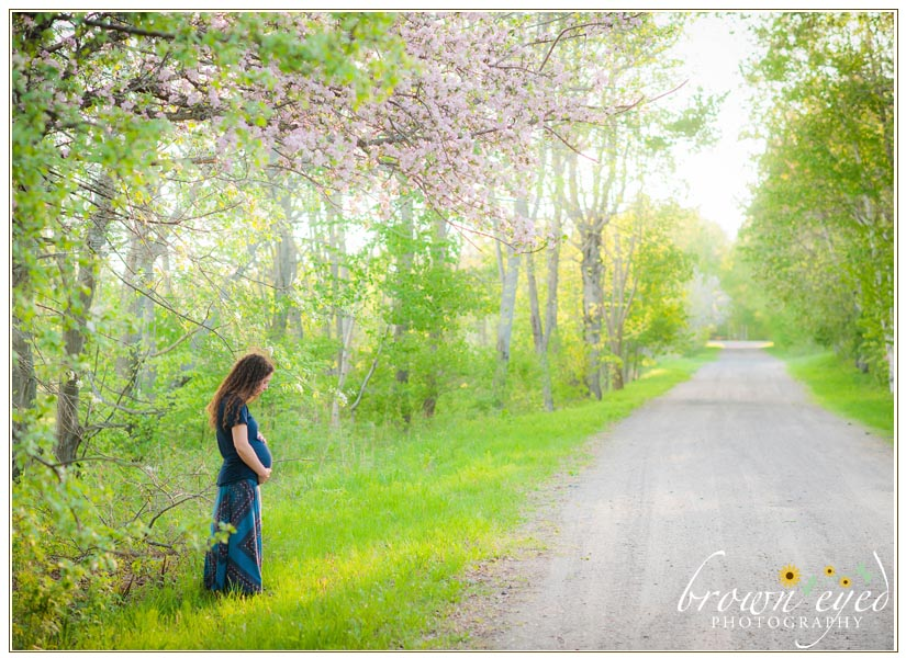 North Country Maternity Photography