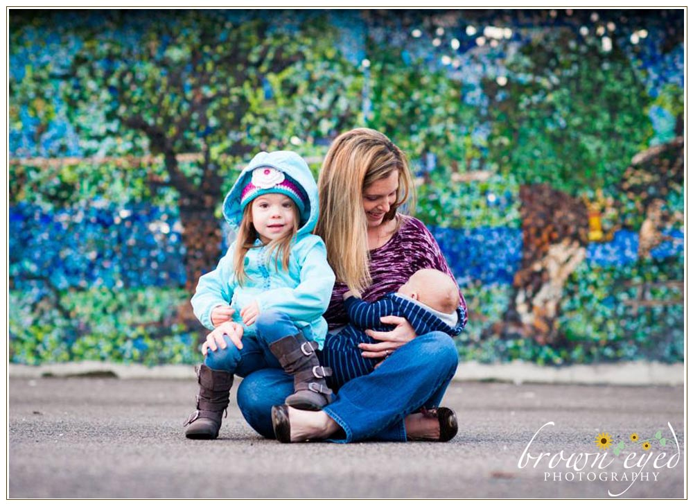 normalize breastfeeding project