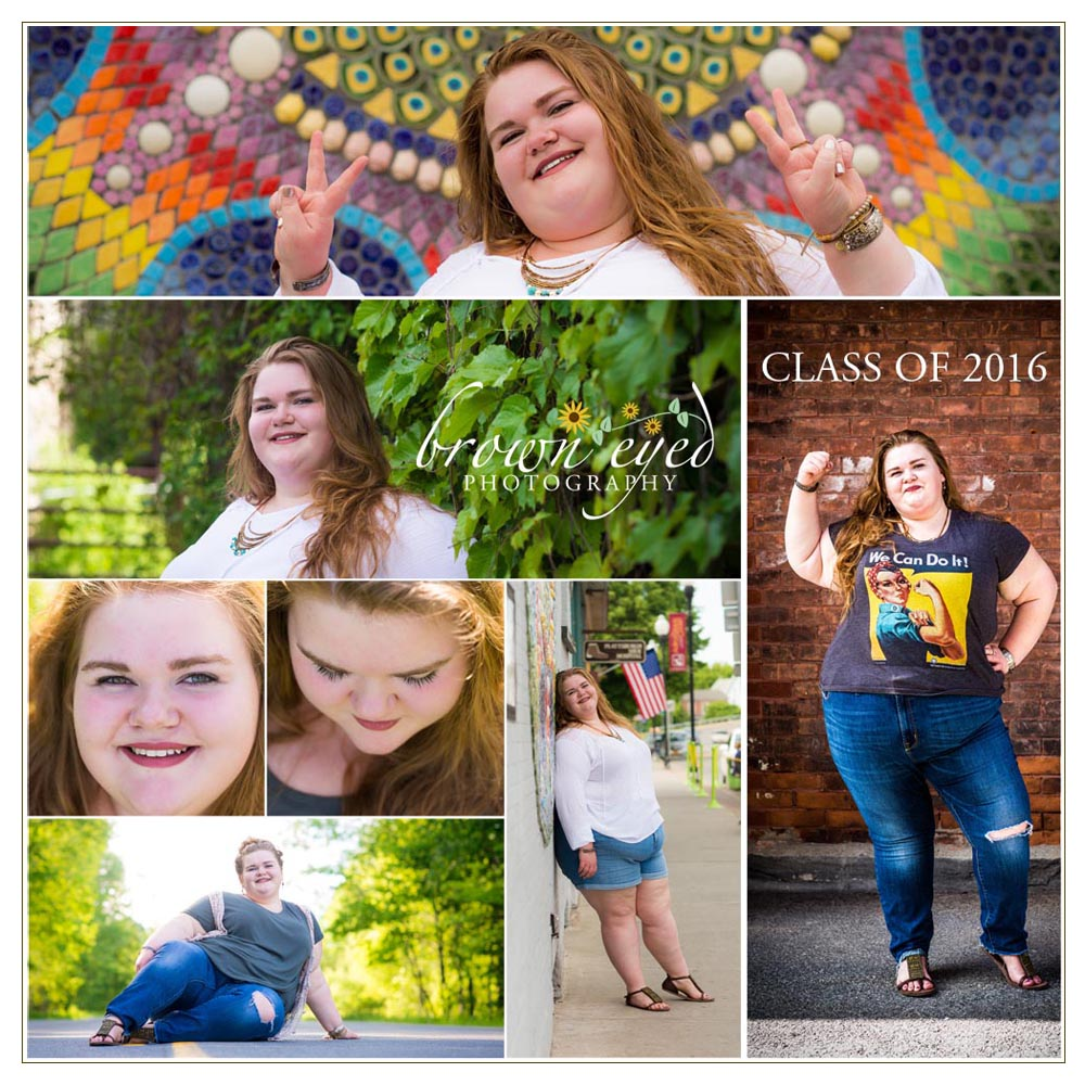 Saranac High School Senior Photography