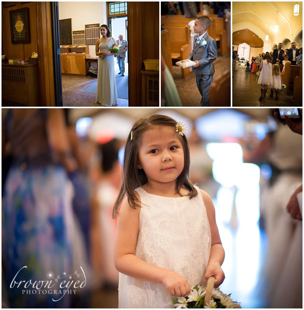 Taylor Rental Plattsburgh flower girl Photo