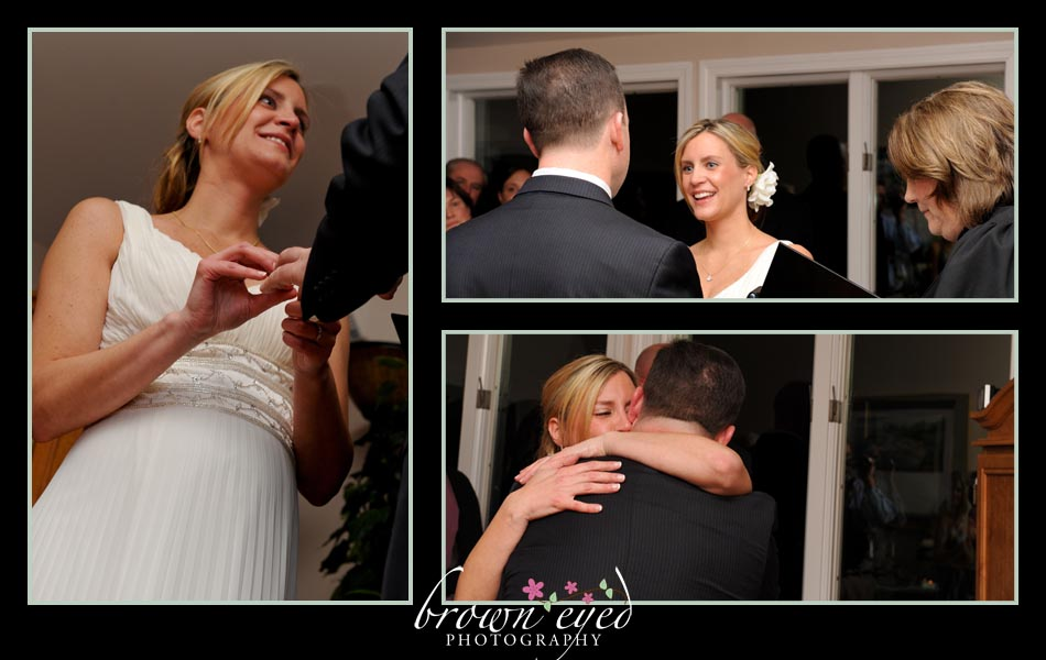Wedding cermony photography, rhode island