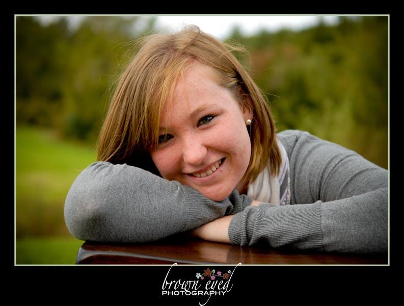 Vermont Senior Photography