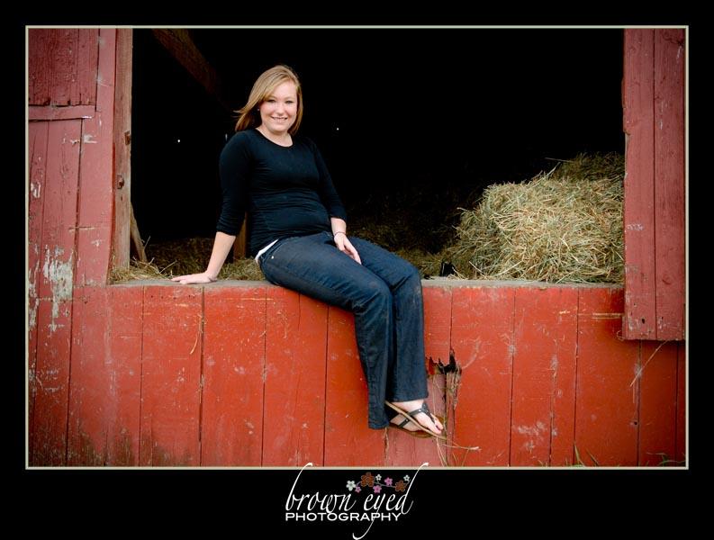 Vermont high school senior photography