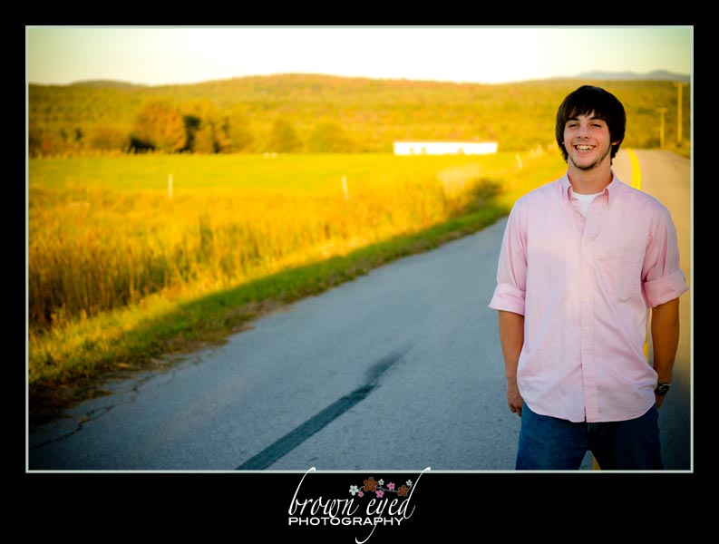 Vermont Senior Photographer